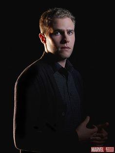 Iain De Caestecker stars as Agent Fitz in Marvel's Agents of S.H.I.E.L.D.