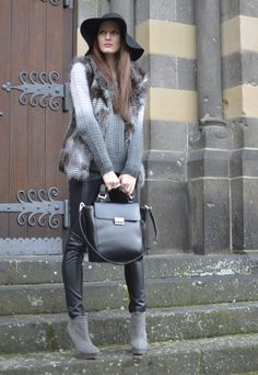 35 Fashion Combination for Fall 2013 - World inside pictures Only Fashion, Diva Fashion, Womens Fashion, Fashion Trends, Fashion Beauty, Autumn Street Style, Casual Street Style, Winter Outfits, Cool Outfits