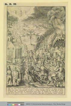 Wierix, Hieronymus (Stecher & Verleger); Balen, Hendrick van (der Ältere) (Zeichner)  Datierung:um 1600  Ort:Antwerpen (Verlagsort); Antwerpen (Verlagsort)  Material/Technik:Papier / Kupferstich  Maße:17,4 x 11,7 (Platte) (Höhe*Breite/cm