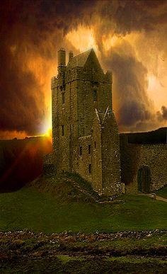 Medieval, Dunguaire Castle, Ireland