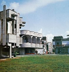 Public Architecture, Catholic University, Basque Country, Brutalist, Bulgaria, Picture Show, Mansions, House Styles, Building