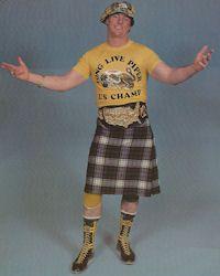 "NWA U.S. Champion ""Rowdy"" Roddy Piper"
