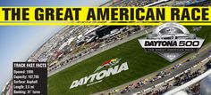 How to Qualify at the Daytona 500 Infographic