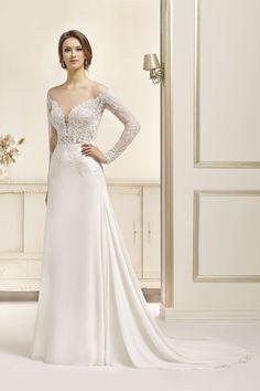 17047T - Agnes Bridal Dream 2018