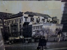 All sizes | Truth by Rigo 23, one of many @blackbootsink photos on (de)Appropriation Project wall on Valencia btwn 23 & 24 | Flickr - Photo Sharing!