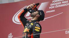 Даниэль Риккардо: Проблемы Макса не в нем самом | Формула-1