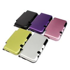 Aluminum Metal Hard Shell Protective Case Cover Skin For New Nintendo 3DS LL XL  Worldwide delivery. Original best quality product for 70% of it's real price. Buying this product is extra profitable, because we have good production source. 1 day products dispatch from warehouse. Fast &...