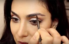 There are many reasons to love Huda Kattan. Not only did the Dubai-based entrepreneur create the Kardashian's favorite false lashes, she runs her awesome beauty blog, Huda Beauty. We recently stumbled upon one post where Kattan demonstrates how to...