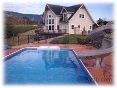 Chelan- on ROSES lake, 4bedrooms, sleeps 11-15, waterfront w/ pool, hottub, 3 master suites, from Sept 6- $2995/wk
