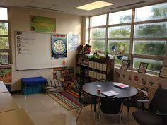 Ms. Sepp's Counselor Corner: My Counseling Corner (not your typical school counselor's office space!)