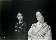 Iwashita Shima (岩下志麻, at right) 1941-, Japanese Actress