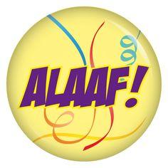 kiwikatze Button Alaaf