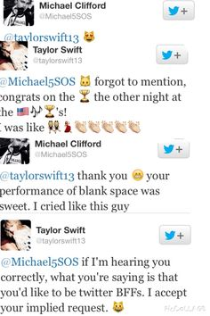 I really wanna ship them but the 5sosfam and especially Mikey girls don't a You Suck 2.0 lolz