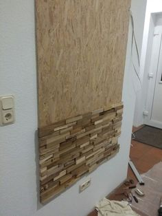 creative wooden pallet projects diy ideas that you must know 39 ~ mantulgan. creative wooden pallet projects d. Into The Woods, Wooden Pallet Projects, Wooden Pallets, Pallet Ideas, Wooden Wall Art, Wood Wall, Pallet Furniture, Wall Design, Living Room Decor