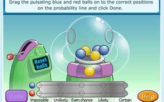 Probability Games for Kids - Online & Interactive Probability Math Games for Grade Grade Online Games For Kids, Math Games For Kids, Math Activities, Probability Games, Learn Math Online, Mental Calculation, Teaching Math, Maths, Teaching Resources