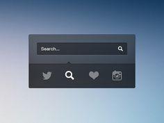 Nice search GUI