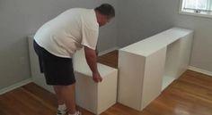 Seitdem Ikea den Möbelmarkt bestimmt, haben die Einrichtungsideen des Möbelhauses auch die Kreativität der Menschen angeregt. Dieser Vater legt noch eins drauf: Nachdem er einige Küchenelemente und…