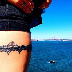 Skyline Tattoos | POPSUGAR Smart Living Photo 20