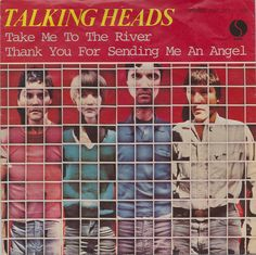 "Talking Heads - Take Me To The River [1978, Sire Records 100 317-100│Germany] - 7""/45 vinyl record"