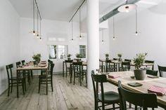Residential Restaurant Decor : Bourne & Hollingsworth