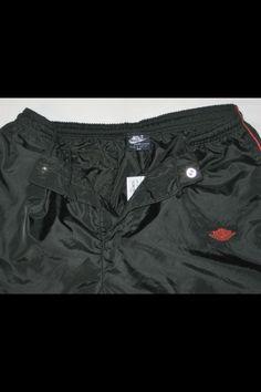 82ee18813a9c AJ 2 - Red colour range Warm up pants - Front Blue tag 1986 - 87