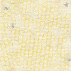 Honeycomb & Newsprint