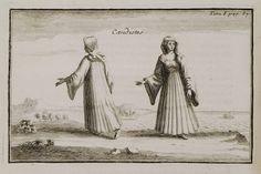 1717 Γυναίκες από την Κρήτη. - TOURNEFORT, Joseph Pitton de - ME TO BΛΕΜΜΑ ΤΩΝ ΠΕΡΙΗΓΗΤΩΝ - Τόποι - Μνημεία - Άνθρωποι - Νοτιοανατολική Ευρώπη - Ανατολική Μεσόγειος - Ελλάδα - Μικρά Ασία - Νότιος Ιταλία, 15ος - 20ός αιώνας