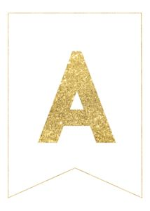 Gold Free Printable Banner Letters Use our gold free printable banner letters to. - Gold Free Printable Banner Letters Use our gold free printable banner letters to make any custom ba - Mother's Day Banner, Party Banner, New Year Banner, Diy Banner, Gold Banner, Happy Birthday Banner Printable, Free Printable Banner Letters, Happy Birthday Banners, Birthday Banner Design
