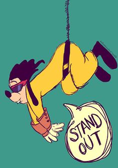 """""""Stand out above the crowd even if I gotta shout out loud,"""" Max from """"A Goofy Movie"""" Walt Disney, Disney Nerd, Disney Magic, A Goofy Movie, Goofy Pics, Disney Dream, Disney Love, Disney And Dreamworks, Disney Pixar"""