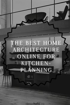 The Best Home Architecture Online for Kitchen-Planning - decorholic.co