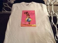 New Sabar dance T-shirts www.jamalayeubuntu.com