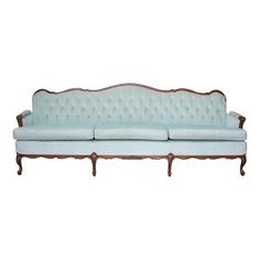 The Natalie: Vintage Mint Velvet Tufted Sofa    Something Vintage Rentals: Vintage rentals and handcrafted pieces for weddings and events in DC, Maryland, and Virginia   