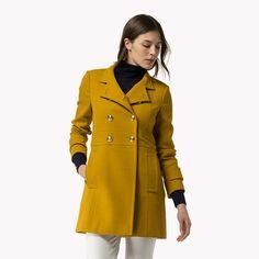 Monki gelber mantel
