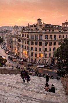 Rome, Italy (by Vaidas M)