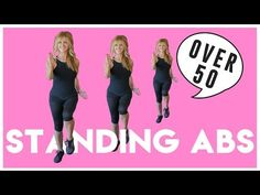 Use Fat Burning Workout Routines to Boost Your Health – Weight Disposal Standing Up Ab Workout, Standing Ab Exercises, Standing Abs, 14 Day Workouts, Toning Workouts, Elliptical Workouts, Fat Workout, Workout Plans, Cardio