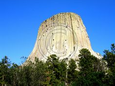 Devil's Tower - Wyoming - This and thousands of other high quality royalty-free digital photos are available for download from Refocus Photography - www.refocusphotography.com! #stockphotography #photo #photography