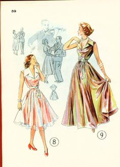 Lutterloh 1949 Book Models 8 & 9