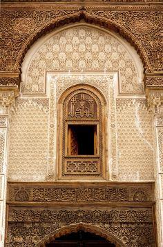 Africa | Bou Inania Medersa. Fez Medina, Morocco | © Brooke Erin