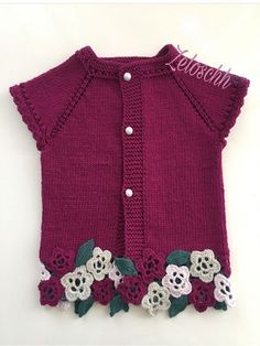 Karışık Çocuk Yelek Modelleri | Örgü Ör Knitting, Sweaters, Fashion, Tricot, Dresses For Girls, Tejidos, Amigurumi, Moda, Fashion Styles