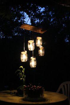 BootsNGus, Mason jar lights, 7 watt night light