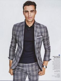 Peter Badenhop — GQ Style America – What To Wear Now Spring/Summer 2015