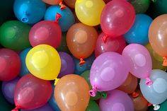 7x spelletjes met waterballonnen - Meisje Eigenwijsje <3