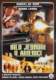 Original Movie Posters, Film Posters, Vintage Movies, Vintage Posters, Burt Young, America Movie, Elizabeth Mcgovern, Sergio Leone, Hd 1080p