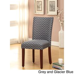 Parsons Dining Chair (Set of 2) | Overstock.com Shopping - The Best Deals on Dining Chairs
