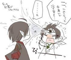Hoozuki no Reitetsu Funny Anime Pics, Emotion, Gakuen Babysitters, Tsundere, Mob Psycho, Fujoshi, Me Me Me Anime, Shoujo, Haikyuu