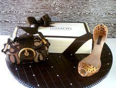 coach cake...so cute!!