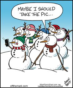 Lol do ya think ? Funny Christmas Cartoons, Christmas Jokes, Funny Cartoons, Funny Comics, Christmas Fun, Funny Memes, Hilarious, Funny Posters, Holiday