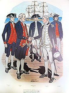 "Common-place: John Paul Jones, a New ""Pattern"" for America.  Navy American Revolution"