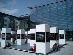 Tsunami photography exhibition by clagnut, via Flickr
