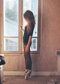 ballerina, ballet, ballet shoes, beautiful, black